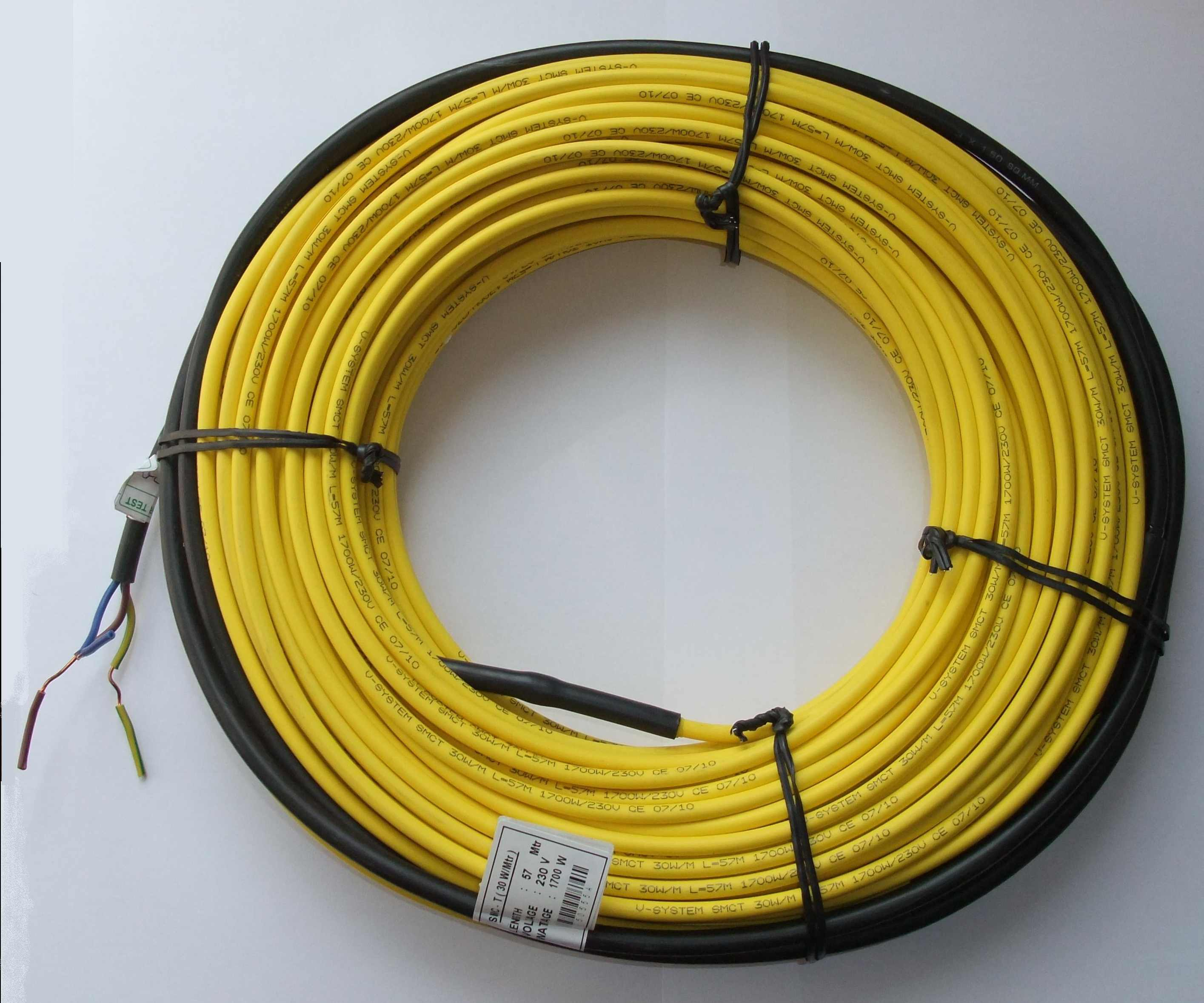 Topný kabel TO-1T-98-2800
